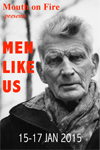100x150 Smock MEN LIKE US poster