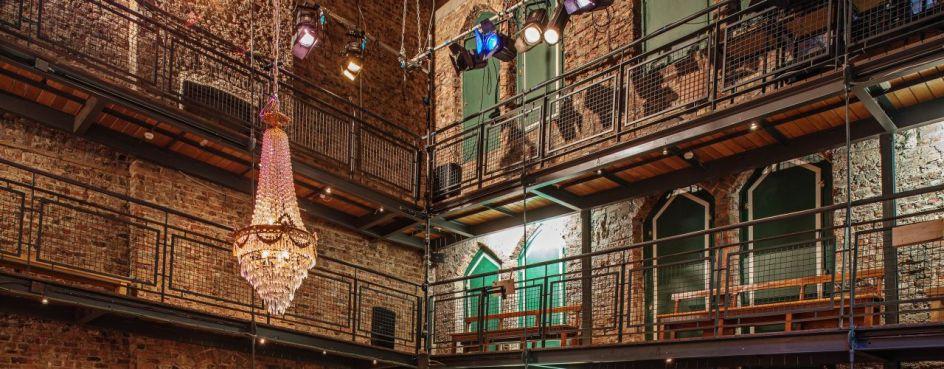 Smock Alley Theatre 1662 Dublin Ireland