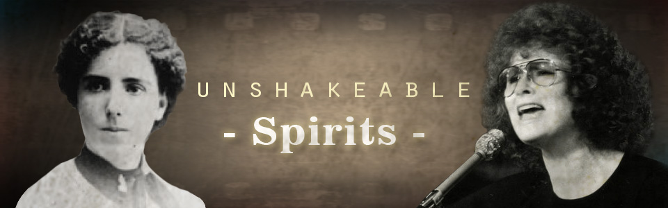 unshakeable spirits