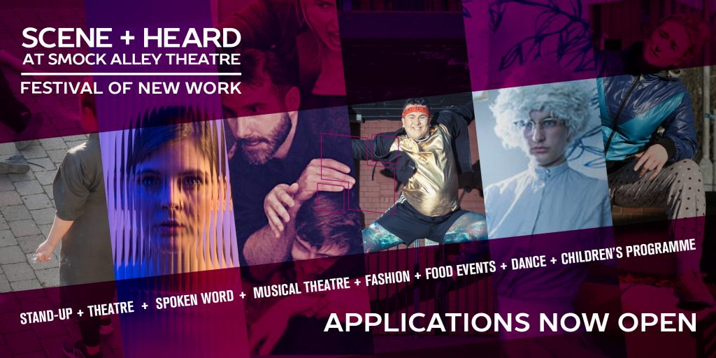 Scene and Heard Applications Now Open