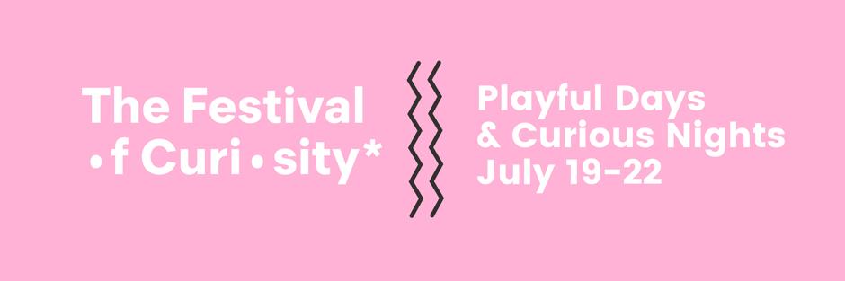 Festival of Curiosity Banner