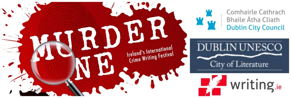 Crime Writing Festival Banner