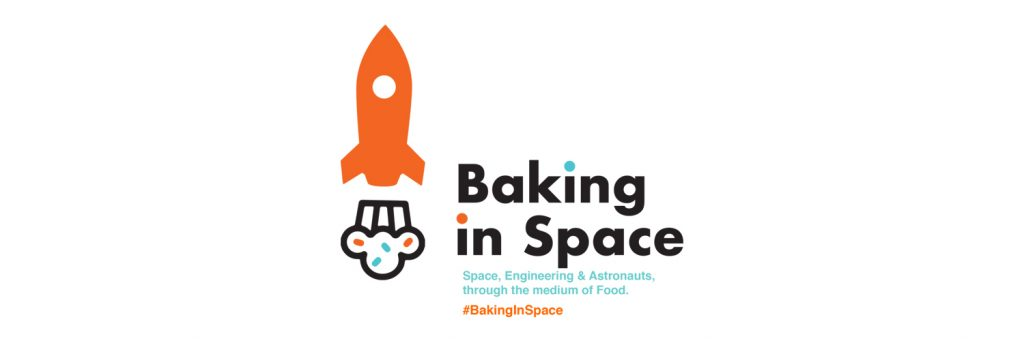 Niamh Shaw Baking in Space