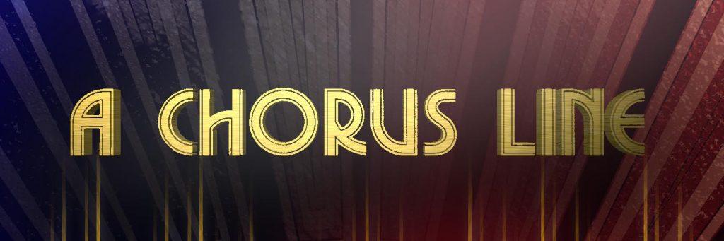 A Chorus Line Banner