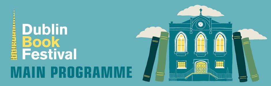 Dublin Book Festival 2019 Main Programme Banner Image