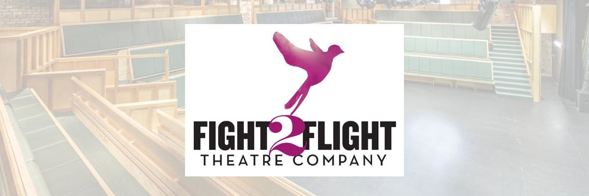 Image of the Main Space with the Fight2flight logo overlaid